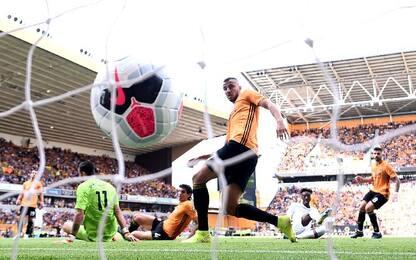 Wolves-Chelsea 2-5
