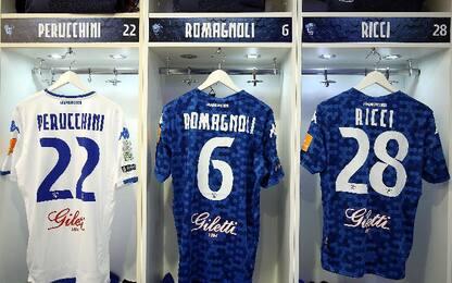 Empoli-Perugia 3-0