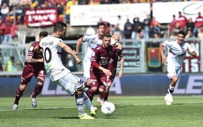 Livorno-Palermo 2-2