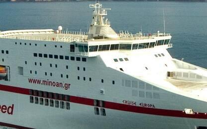 Palermo: incendio in sala macchine nave Grimaldi, non ci sono feriti