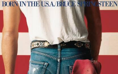 """""""Born in the U.S.A."""": nell'84 usciva l'album capolavoro del Boss. FOTO"""