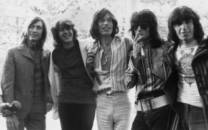 Musica e muro Berlino: il finto concerto dei Rolling Stones. Podcast 1