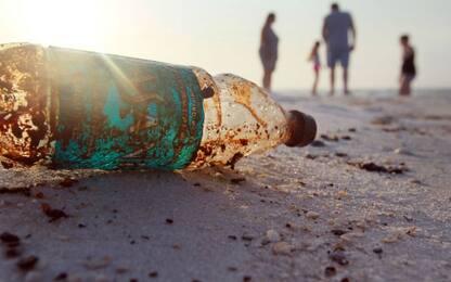 Ladispoli, Unione Europea in spiaggia contro la plastica in mare