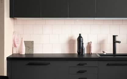 Ikea, le ante della cucina fabbricate con plastica riciclata