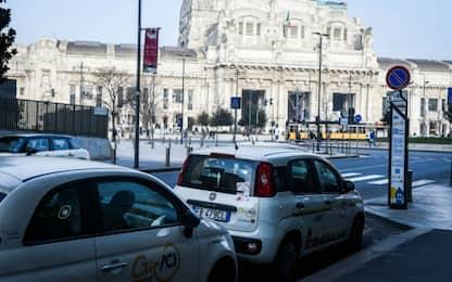 Car sharing in crescita: +35% negli ultimi sei mesi, Milano da record