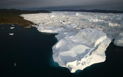 Scioglimento dei ghiacci, è colpa dell'uomo (ma non solo)