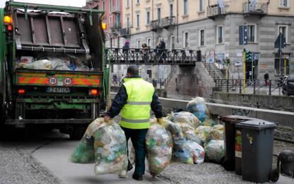 Raccolta della plastica in aumento in Italia: nel 2016 +6,9%