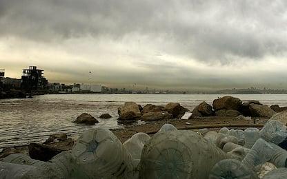 Un mare da salvare, le correnti portano la plastica fino all'Artico