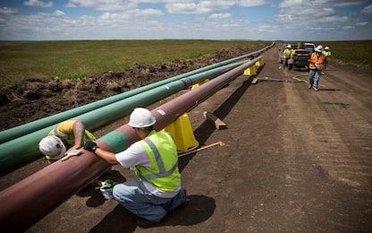 Dakota Access Pipeline: perdite nell'oleodotto prima dell'apertura