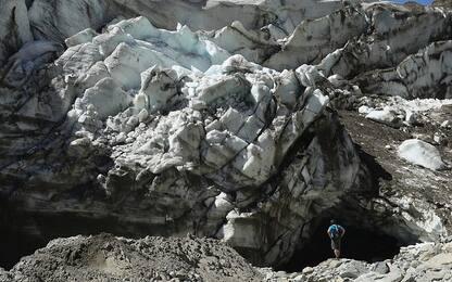 Allarme per i ghiacciai del Montana: in 50 anni ridotti anche dell'85%