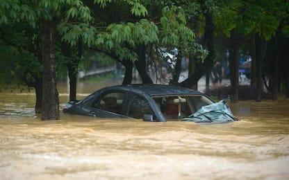 Cambiamento climatico, potrebbe raddoppiare il rischio inondazioni