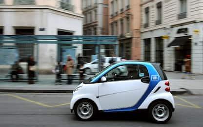 Car sharing, nel 2016 in Italia superato il milione di iscritti
