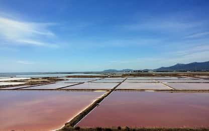 Sardegna, le Saline Conti Vecchi aprono al pubblico