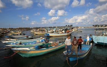 Getty_Images_Pesca_Mediterraneo_Gaza