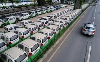 Nel 2016 superati i due milioni di auto elettriche nel mondo