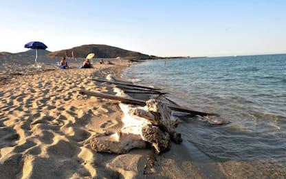 """Alghero, l'allarme Wwf: """"La sabbia scompare dalla spiaggia del lido"""""""