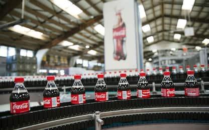 Coca Cola produce 3 milioni di tonnellate di plastica all'anno