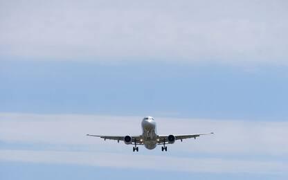 Trasporto aereo, Istat: a marzo -85% passeggeri e -66,3% voli
