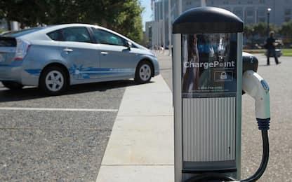 Auto elettriche, crescita mercato non sarà immediata ma inesorabile