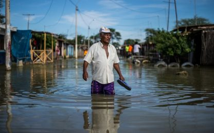 Clima: epidemie di peste, colera e dengue favorite da El Niño nel 2015