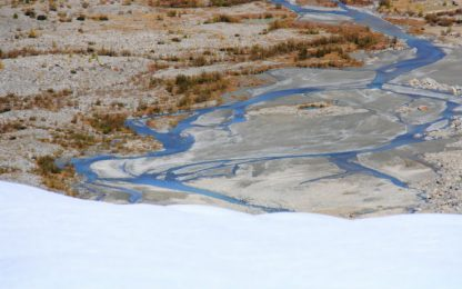 Alpi, dai ghiacciai emergono metalli pesanti e sostanze radioattive