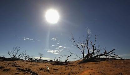 L'uomo ha rallentato la desertificazione del Sahara