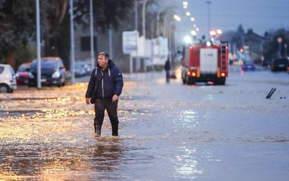 Legambiente, sono 7 milioni gli italiani a rischio frane e alluvioni