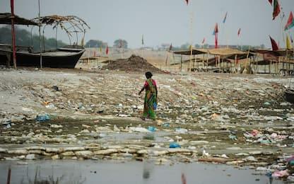 Da 10 fiumi arriva il 90% della plastica in mare