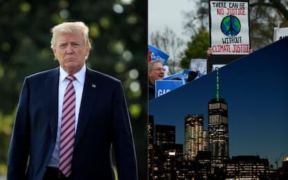 Un anno di Trump presidente, cos'è cambiato nell'accordo sul clima