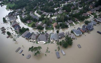 Col riscaldamento globale temporali e alluvioni più forti