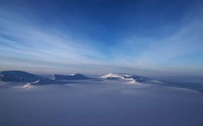 L'Artico si sta riscaldando più velocemente del resto del mondo