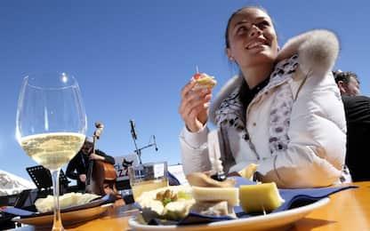 Dolomiti Food Jazz, musica e cibo in alta quota