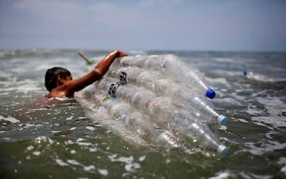 Anche nella Fossa delle Marianne è stata trovata plastica: video