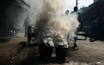 Il 90% della popolazione mondiale respira aria fortemente inquinata
