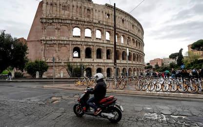 Le previsioni meteo del weekend a Roma dal 6 al 7 marzo