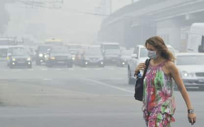Lo smog genera 4 milioni di casi di asma infantile nel mondo ogni anno