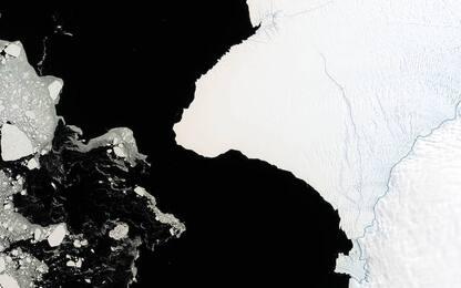 In Antartide si potrebbe staccare un iceberg grande due volte New York