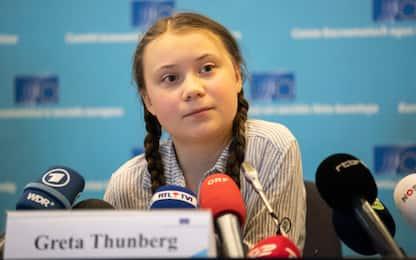 Greta Thunberg, la ragazza contro il riscaldamento globale