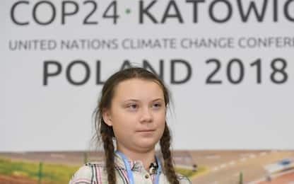 Il discorso di Greta Thunberg a COP24