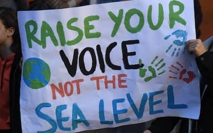 Palermo, sciopero del 15 marzo sul clima: le proteste degli studenti