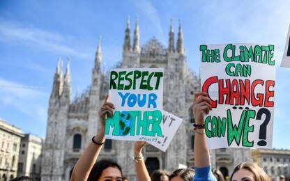 Fridays for Future a Milano: la protesta per difendere l'Amazzonia