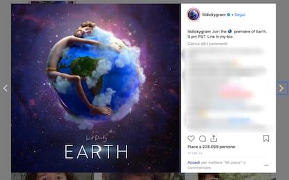 Earth, il video per la Terra di Lil Dicky: c'è anche DiCaprio