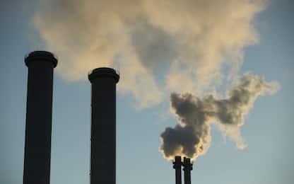 Clima, emissioni gas serra dell'Ue -24% nel 2019 rispetto al 1990