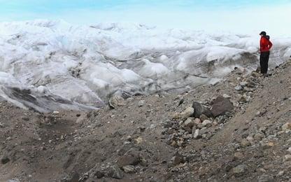 Groenlandia, Landsat mostra i cambiamenti dei ghiacciai in 50 anni