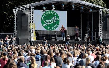 Fridays for Future, a Dortmund parte il congresso estivo