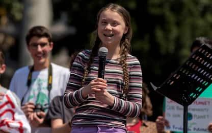 Il tour di Greta Thunberg: Svizzera, Gb e poi Usa in barca a vela