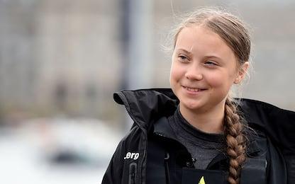 Greta Thunberg compie 18 anni, le lotte della giovane attivista. FOTO