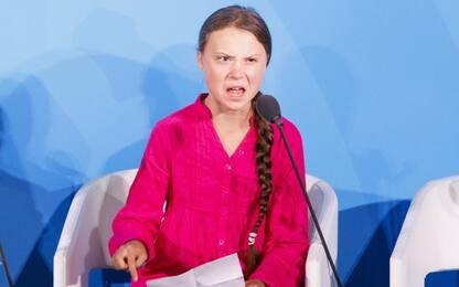 Greta Thunberg, discorso all'Onu per il vertice sul clima. VIDEO