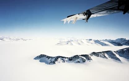 Antartide, a rischio frattura il 60% delle piattaforme di ghiaccio