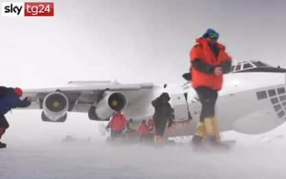 Airbnb cerca volontari da mandare in missione in Antartide. VIDEO